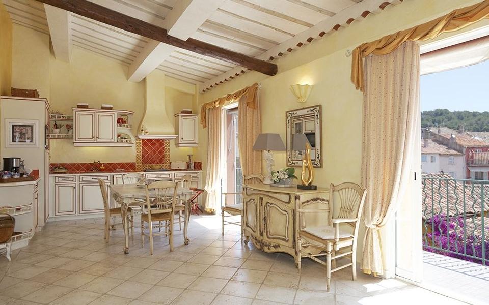 Holiday rentals La Maison du Corsaire ***** - 3ème étage
